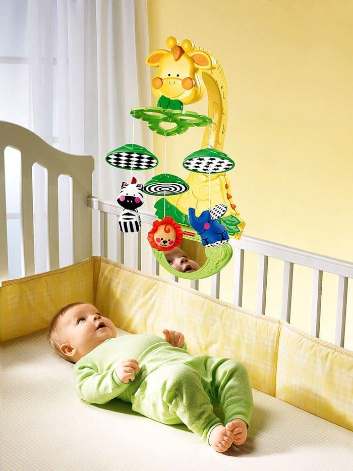 Музыкальное сопровождение отвлекает детей, расслабляет и часто настраивает на сон