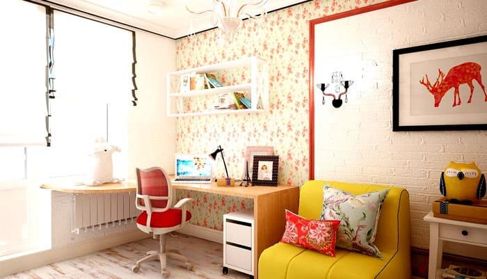 Г-образные модели достаточно велики и занимают значительное пространство в комнате