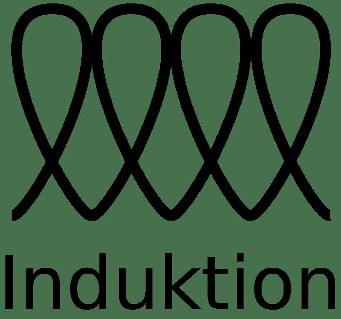 На дне подходящей посуды должна быть соответствующая маркировка: значок в виде витков спирали или надпись Induction