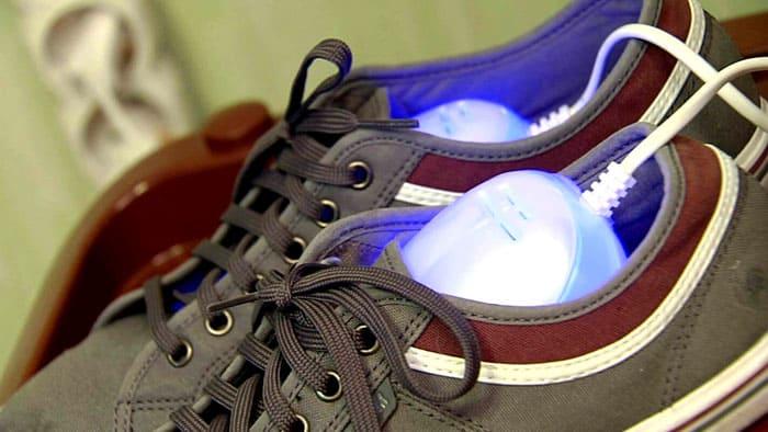 У кого есть сушилка для обуви, тот уже знает, как он будет сушить свои кроссы