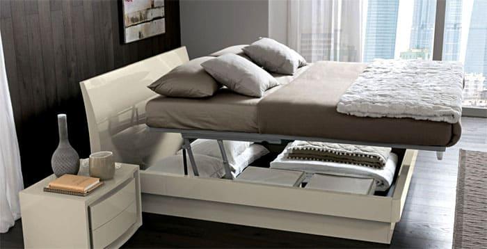 Перемещениеспального места параллельно основанию