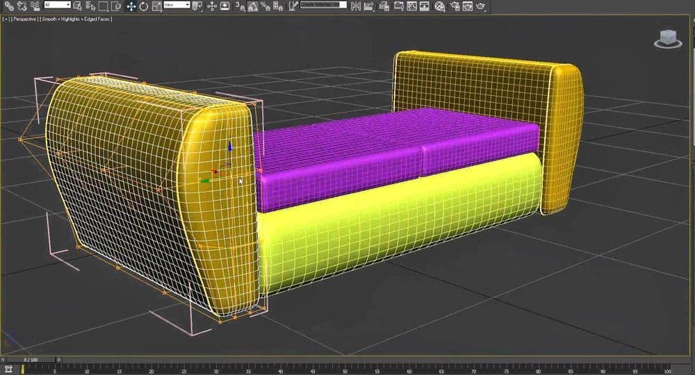 3D Max любят и разработчики игр и архитекторы