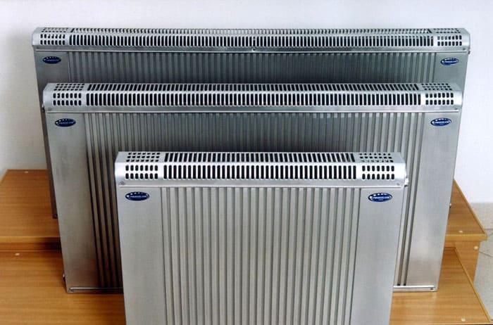 Анодированные алюминиевые радиаторы отопления