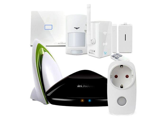 Пользователи приобретают комплекты безопасности, умный свет, умное видео, систему управления