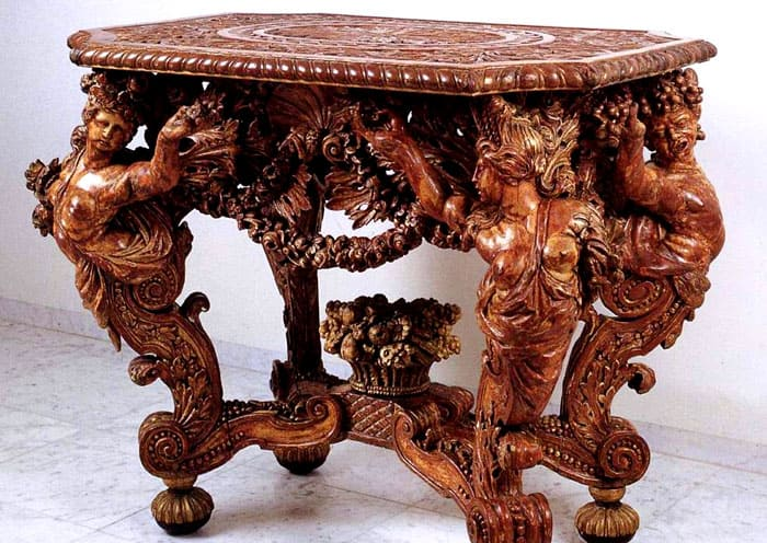 Когда совершенна каждая деталь: подбираем деревянные ножки для стола