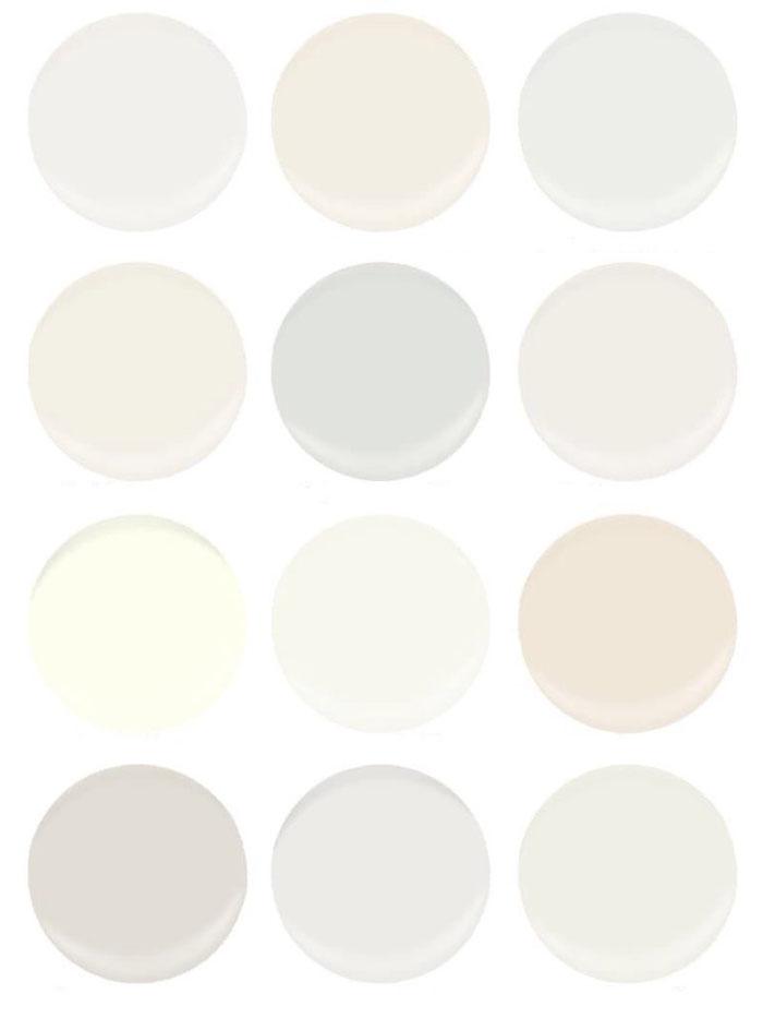 Интересно, что можно получить свыше 140 оттенков белого, что значительно расширяет возможности цветовых сочетаний в дизайне