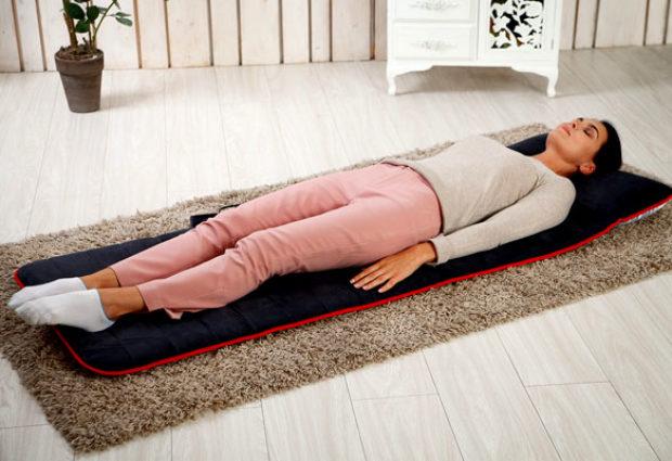 Массажный коврик для спины