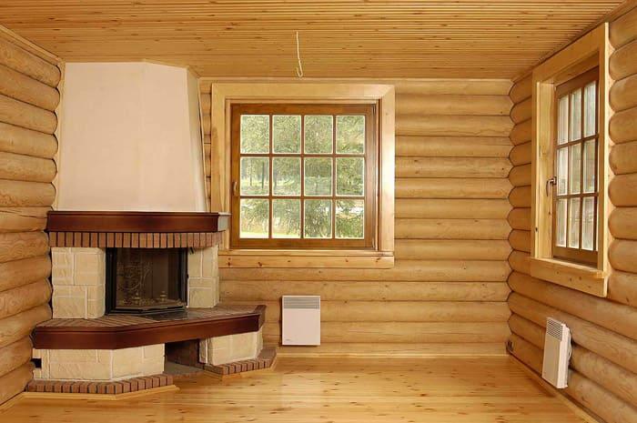 Блок-хаус по фактуре не отличим от натуральной древесины