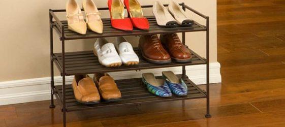 Этажерка для обуви: фото, идеи