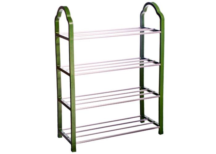 Металлические конструкции содержат в себе от двух до пяти полок