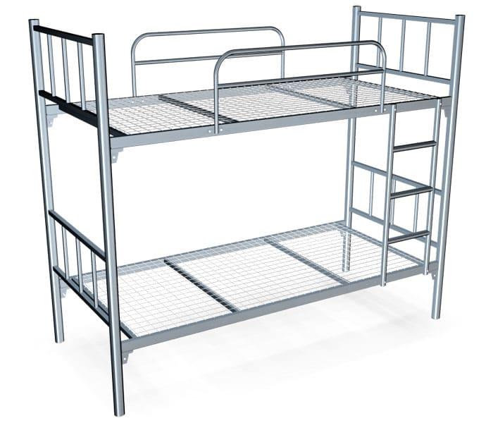 В домашних условиях можно делать кровати из старых труб или ковки