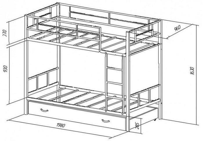 Чаще всего размеры приходится подгонять индивидуально, так как в точности по чертежам кровать может не вместиться по ширине