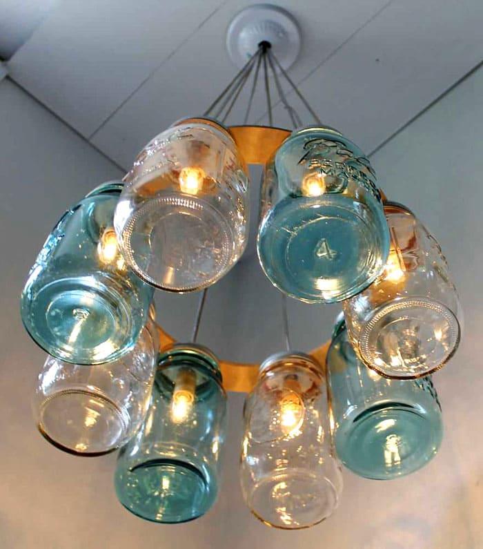 Отличный светильник на веранду