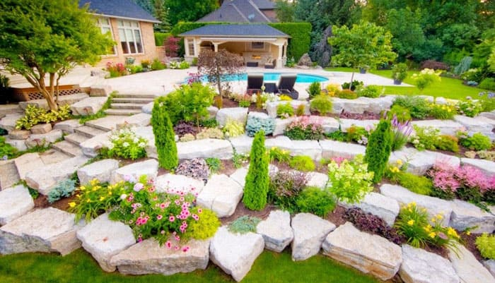 Рокарий — сад камней