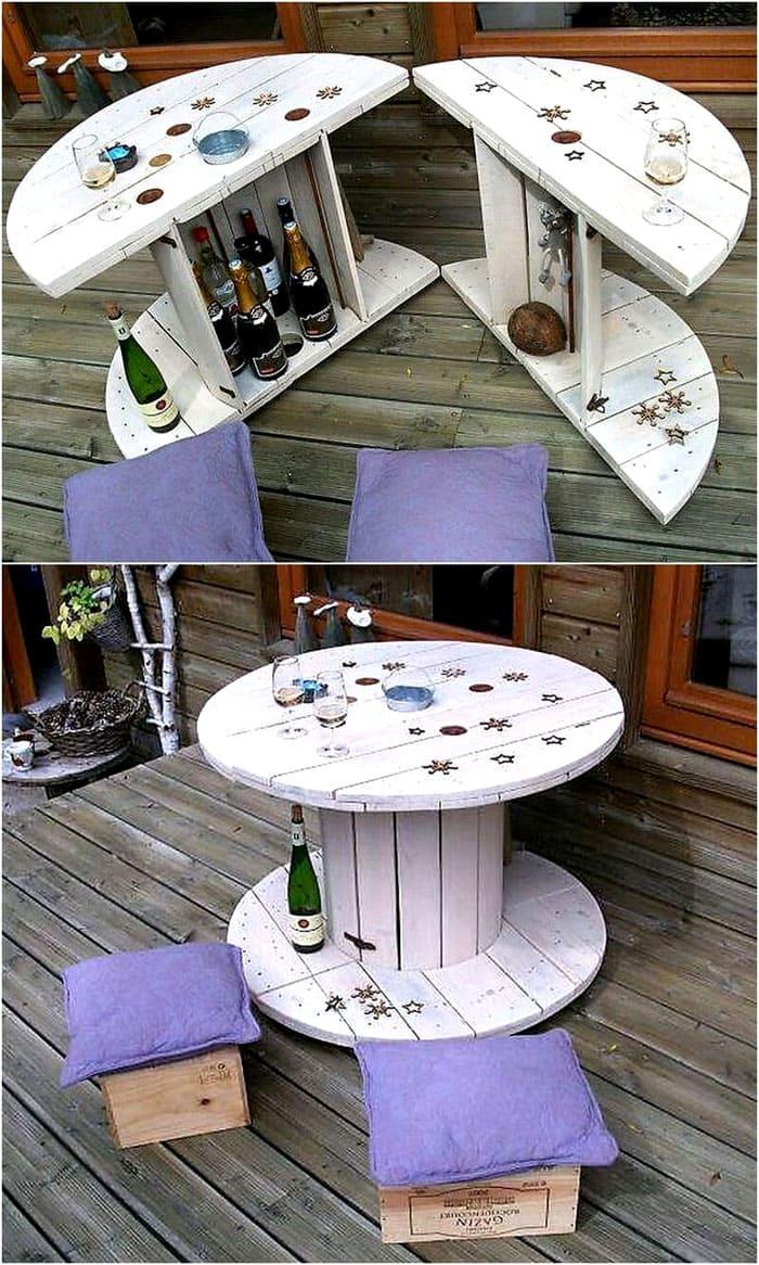 ФОТО: i.pinimg.com В таком пуфе можно организовать даже небольшой тайник