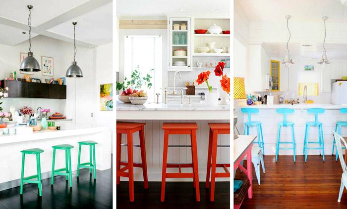 Внимательно относимся к выбору цвета: это то самое каждодневное впечатление, которое будет производить на вас ваша же кухня