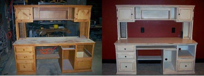 Плюсы процесса реставрации в том, что любой предмет мебели можно своими руками приблизить к желанному виду