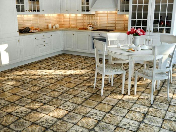 Для кухни нужен высококачественный материал ввиду специфики помещения