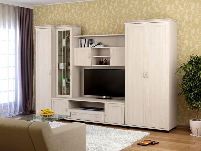 Красивая мебель для любимой комнаты