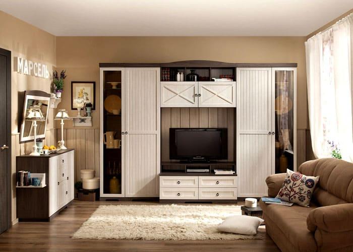 Кантри или прованс. Для каждого стиля можно найти специальную мебель