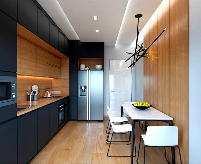 Лаконичность светильников сочетается с их суперсовременным стилем