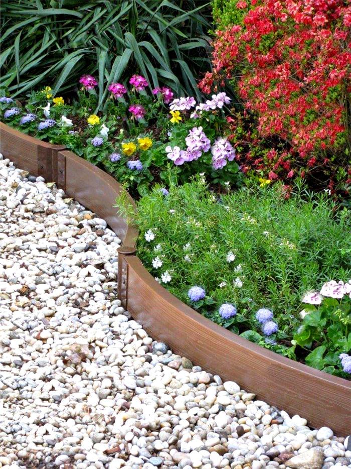 Простой конструктор для облагораживания сада или огорода
