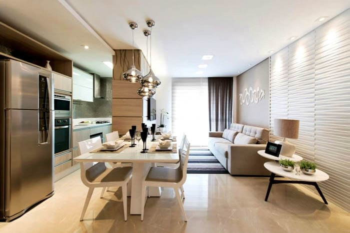 Выбрать стиль помещения проще именно в случае единоличного пользования квартирой