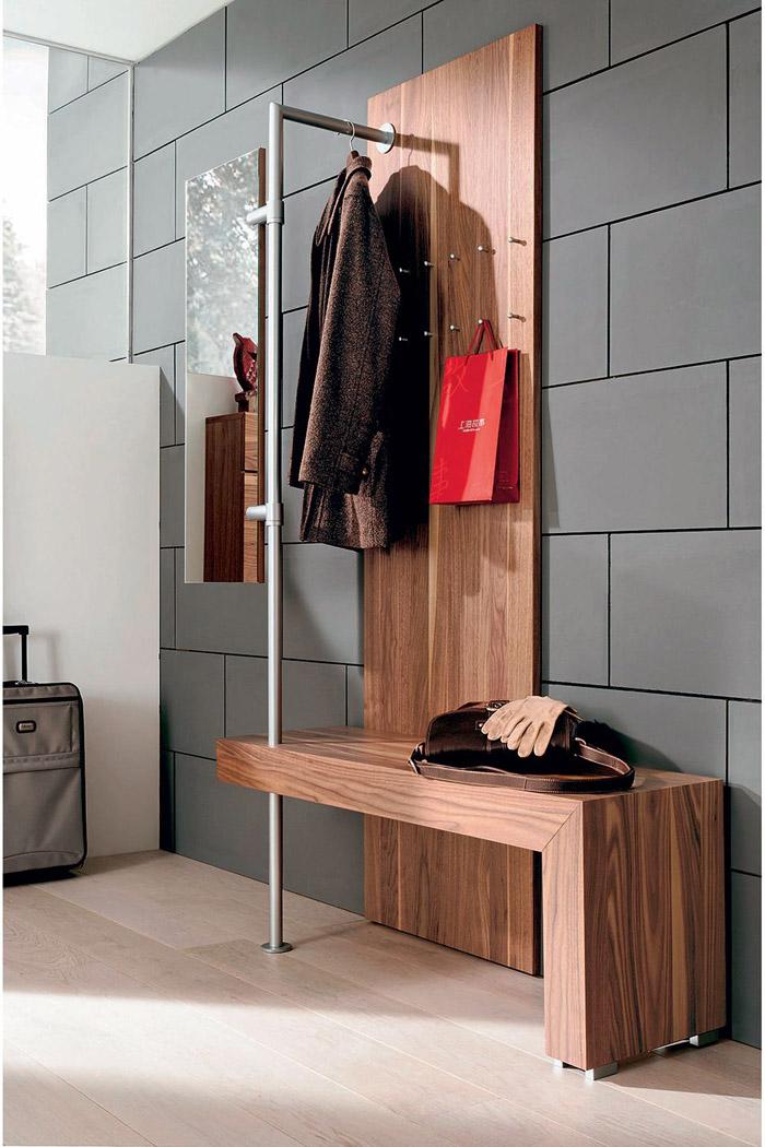 Оригинальная дизайнерская мебель разработана с учётом габаритов комнаты