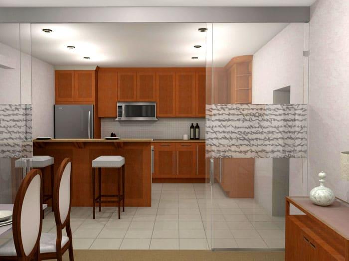 Когда практичность и красота охраняют дизайн помещения