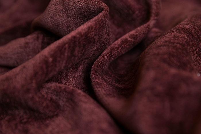 Мягкая структура материала для пошива штор не часто используется в чистом виде