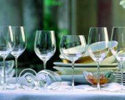 Бокалы для шампанского: виды, как выбрать