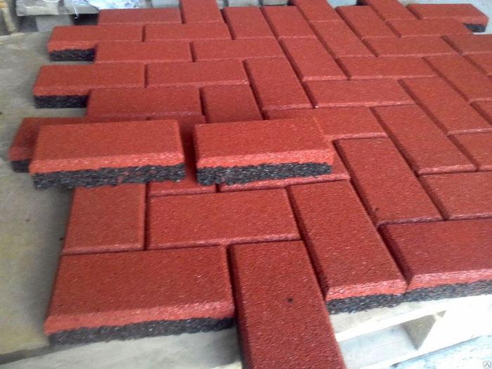 Состояние прочности такого материала можно проверить ударом по двум совмещённым плиткам