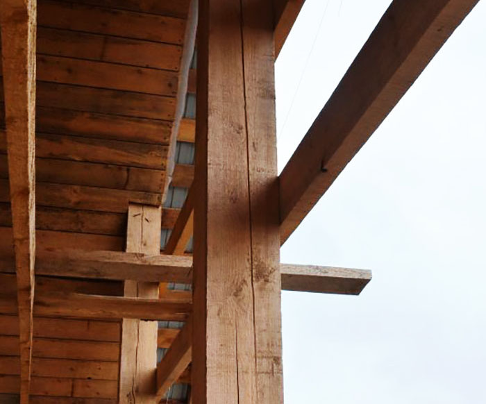 Эффект многократной обработки древесины водорастворимыми антисептиками