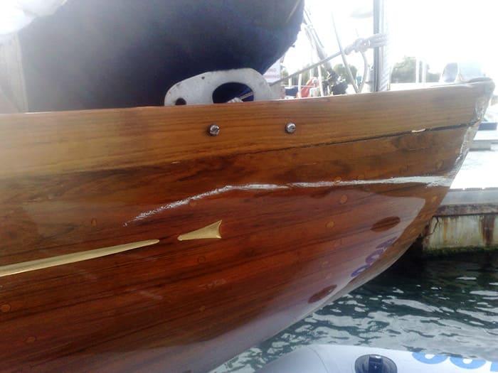 Полиуретановые смолы надёжно защищают древесину даже при контакте с агрессивной морской водой