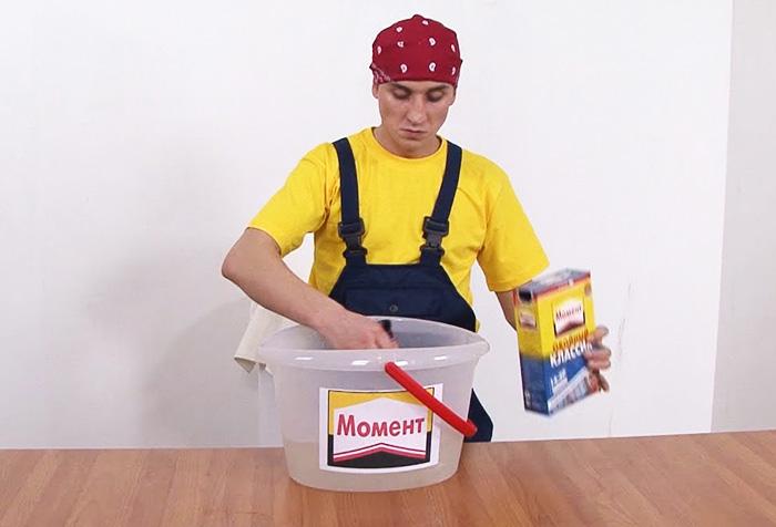 Момент – качественные клеевые составы производства международного концерна Henkel