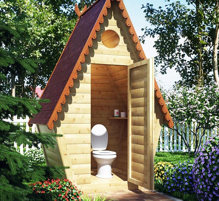 Даже полностью закрытые туалеты необходимо правильно устанавливать, чтобы это было не в ущерб соседям