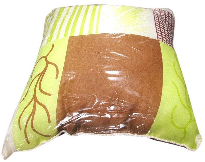 Файбер может применяться для спальных и декоративных подушек