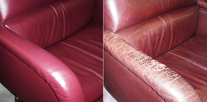 Ошибка в выборе мебельной обивки может привести к довольно печальным последствиям