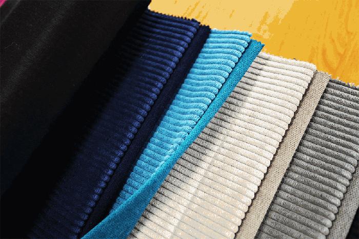 Мебельный вельвет - полностью синтетическая или комбинированная ткань с большим процентом полиэстера в составе, характеризуется высокой механической стойкостью