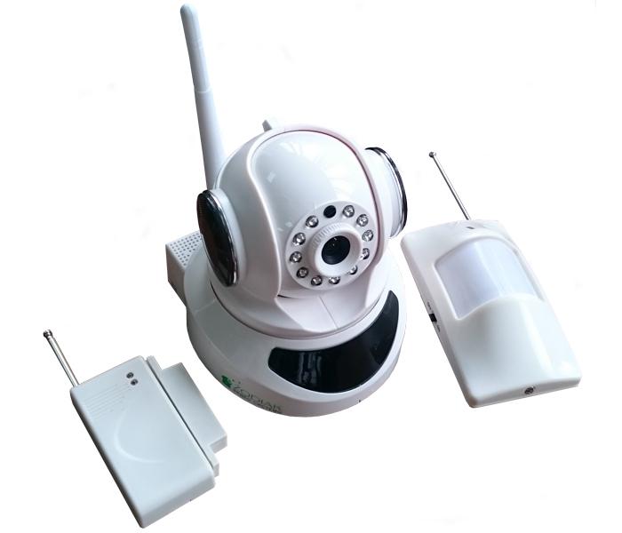 Аппаратные датчики движения в системах видеонаблюдения