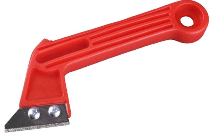 Специальный инструмент для удаления остатков плиточного клея внутри швов