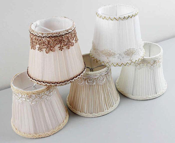 Самодельный грибок настольной лампы в стиле классик