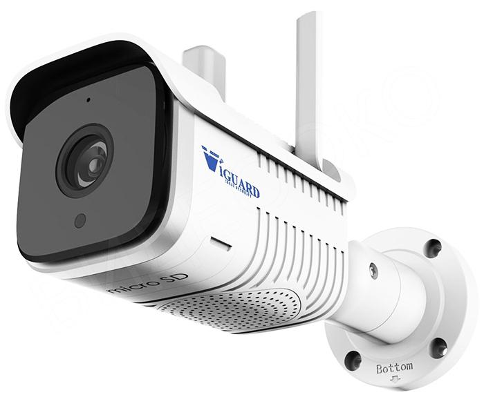 Уличная GSM-камера, модель Viguard 4G CAM с интегрированным слотом для SIM-карт