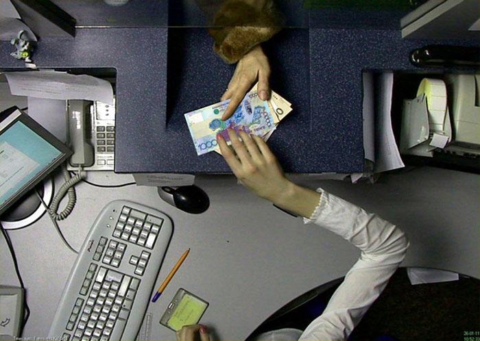 Правильно установленная у кассового узла камера может снять большинство вопросов связанных с пересчётом денежных средств