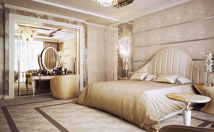 Натуральные материалы не просто прекрасны, они идеально подходят для спальни