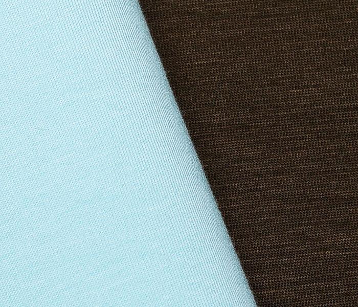 Ткань легко спутать с шерстяной