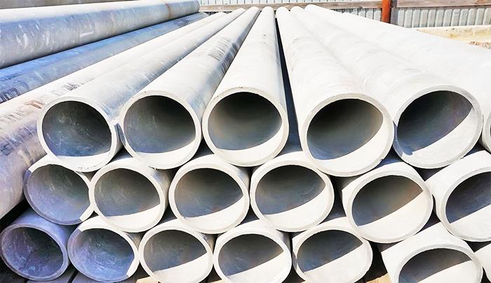 Асбоцементные трубы, как правило, используются в городских канализационных сетях