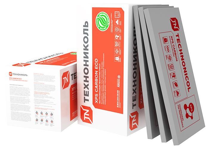 Ассортимент продукции компании «Технониколь» включает как минеральную вату, так и утеплитель на основе пенополистирола