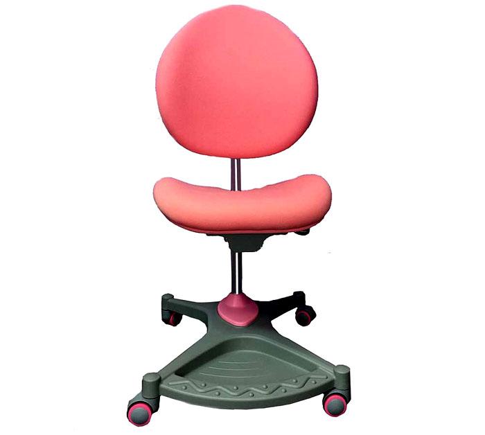 Удобное детское кресло без подголовника подойдёт и для компьютерного стола