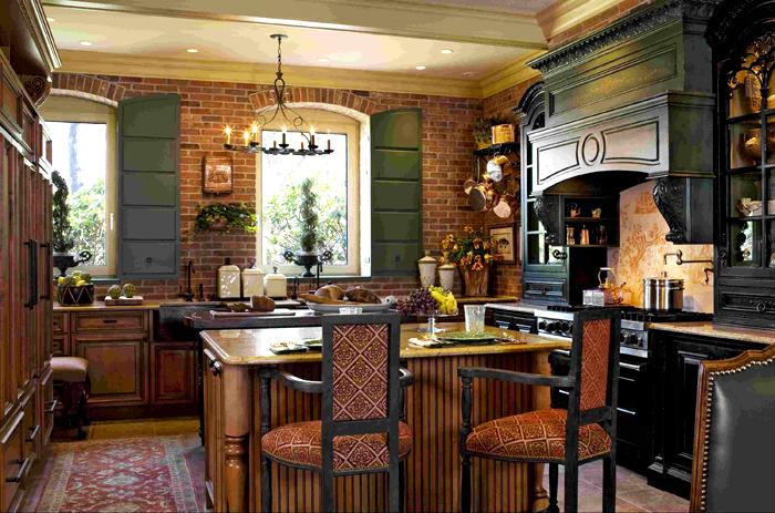Соблюдая все принципы создания стиля, можно сделать дом уютнее